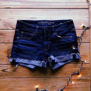 American Eagle Outfitters (stretch) jean shorts